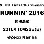 RUNNIN' 2016